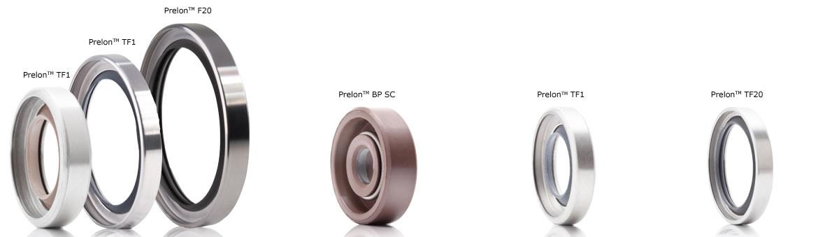 Prelon-Ringe - PTFE-Wellendichtringe für jede Situation - Prelon Dichtsystem
