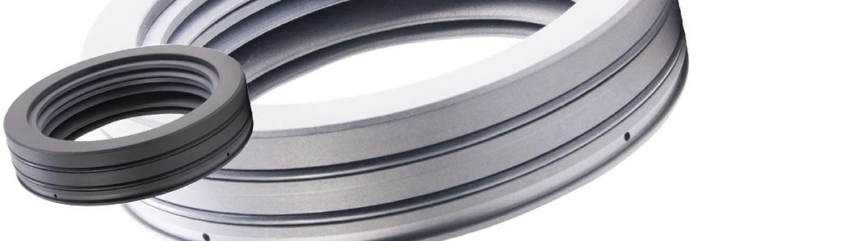 Wir entwickeln und fertigen als Wellendichtring-Hersteller Prelon Ringe - Prelon Dichtsystem