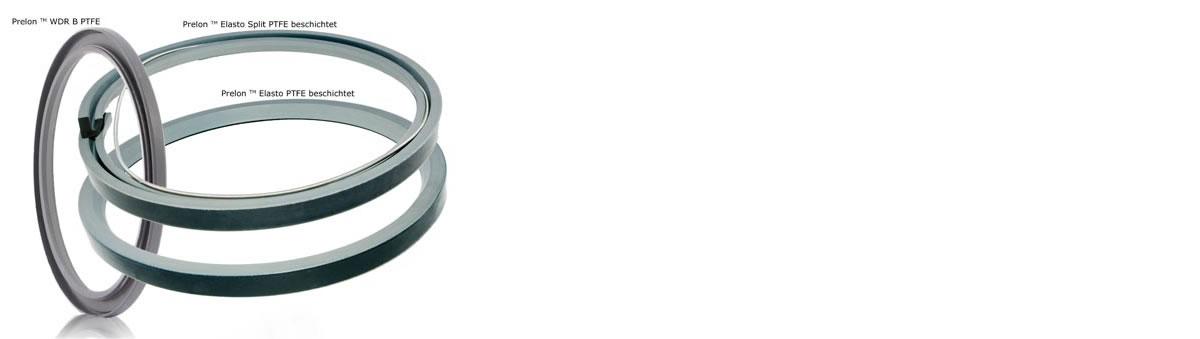 Vom Wellendichtring-Hersteller - Prelon - Elasto RWDR - Prelon Dichtsystem
