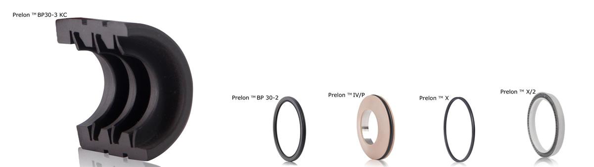 Prelon Dichtsystem Hersteller von Wellendichtringen für hohe Drücke