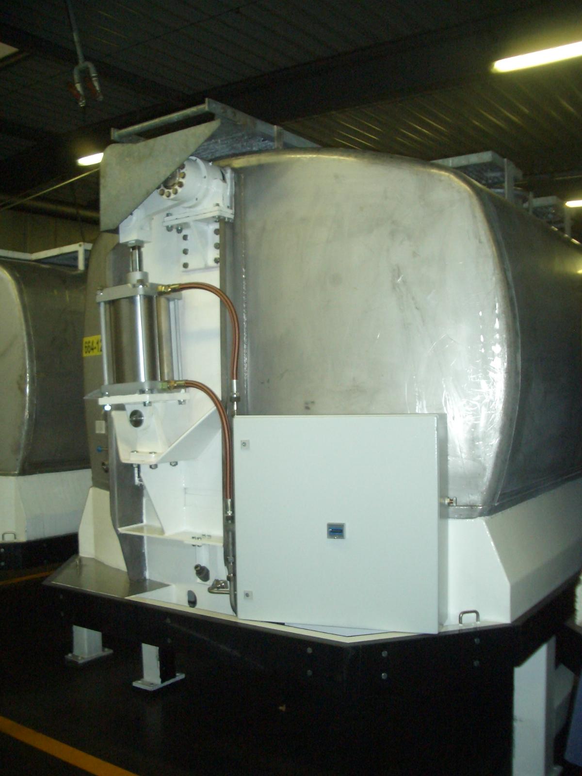 Prelon Dichtsystem GmbH Krefeld - Prelonring aus PTFE-Compound.